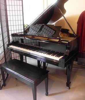 second hand steinway & sons piano for sale